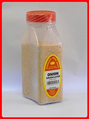 Marshalls Creek Spices Onion Granulate Seasoning, 10 Ounce from Marshall?s Creek Spices