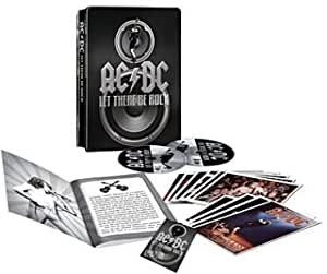 AC/DC - Let There Be Rock [Édition Collector Limitée]