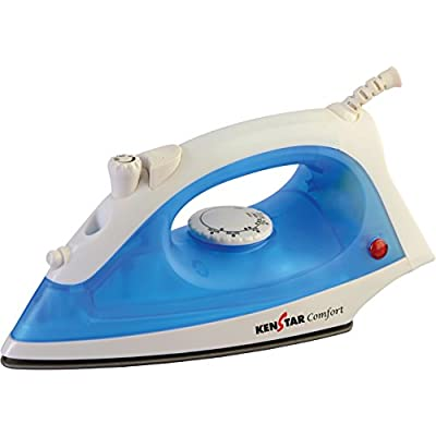 Kenstar Comfort 1200-Watt Steam Iron (Blue/White)