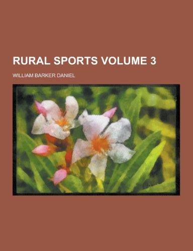 Rural Sports Volume 3