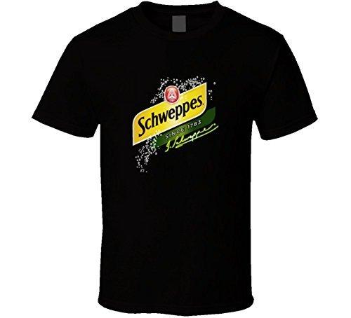 gingerale-schweppes-t-shirt