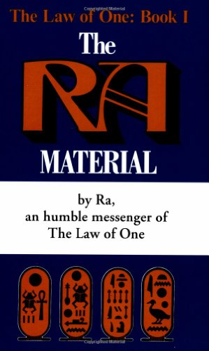 The Ra Material An Ancient Astronaut Speaks The Law of One  No 1089869065X : image