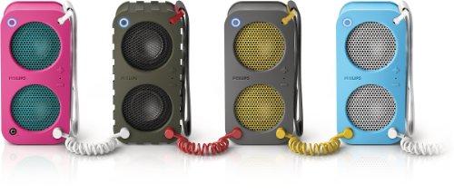 Philips 飞利浦 SB5200A/93 时尚便携蓝牙音箱图片