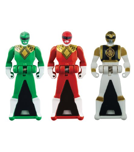 Power Rangers Super Megaforce - Mighty Morphin Legendary Ranger Key Pack B (All Red Ranger Keys compare prices)