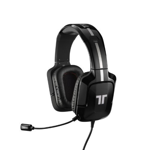 Tritton 720+ 7.1 Surround Headset For Ps4, Ps3, And Xbox 360 - Black Color: Black
