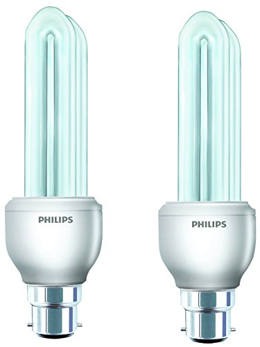 Philips Essential 14 Watt 2U CFL Bulb (Pack of 2) Image