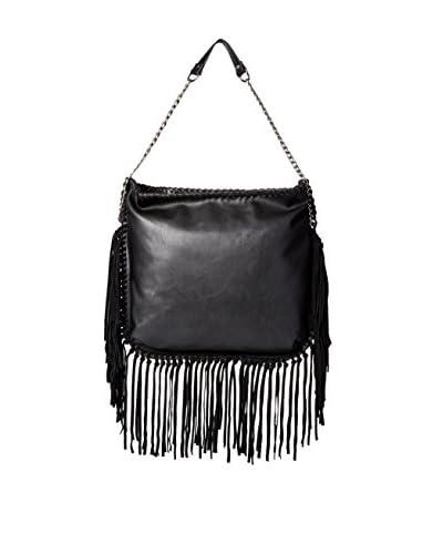 Steve Madden Women's Madly Hobo Bag, Black