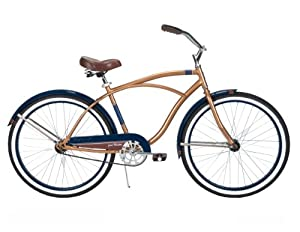 Huffy Bicycles 26623 Mens Good Vibration Cruiser Bike, 26-Inch by Huffy