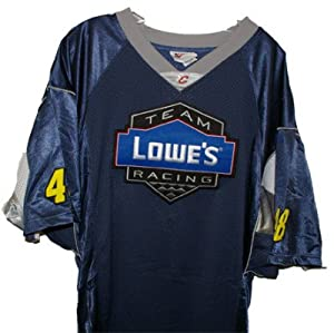 Jimmie Johnson Vintage Lowes Jersey Medium by Motorsport Authentics