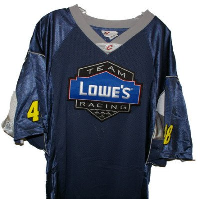 Jimmie Johnson Vintage Lowes Jersey Medium