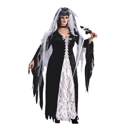 Bride of Darkness Plus Size Costume 16W