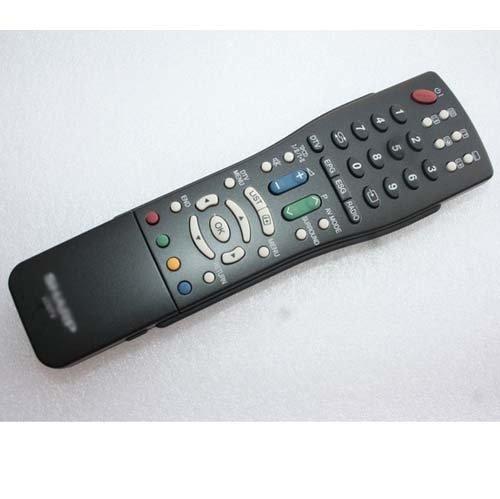 Z&T Remote Control Fit For Sharp Ga759Wjsa Lc-40Le810Un Lc-40Le820Un Lc-46Le820Un Lc-52Le810Un Lc-52Le820Un Aquos Lcd Hdtv Tv