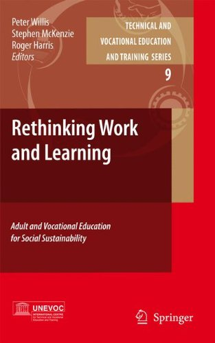Rethinking Work and Learning: Adult and Vocational Education for Social Sustainability (Technical and Vocational Education and Training: Issues, Concerns and Prospects)
