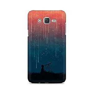 Mobicture Pattern Premium Designer Mobile Back Case Cover For Samsung J5