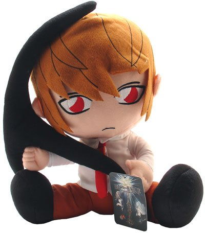 Death Note Light 12-inch Plush