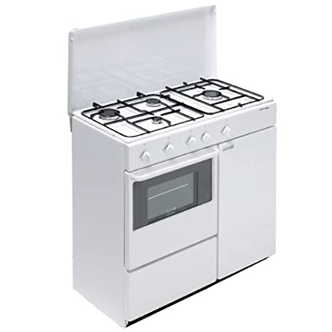 Bompani BI960YA/L Four 38 L Convection Blanc