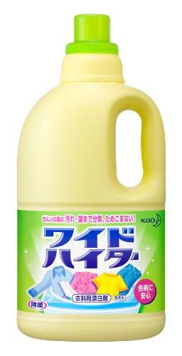 ワイドハイター 衣料用漂白剤 液体 大サイズ 2000ml