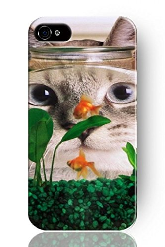 Sprawl Original New Hard Skin Case Cover Shell For Mobilephone Apple Iphone 4 4S, Interesting Fashion Design With Cats And Bathtub front-389425