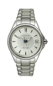 Citizen Women's PA0000-54A Grand Classic Analog Display Automatic Self Wind Silver Watch