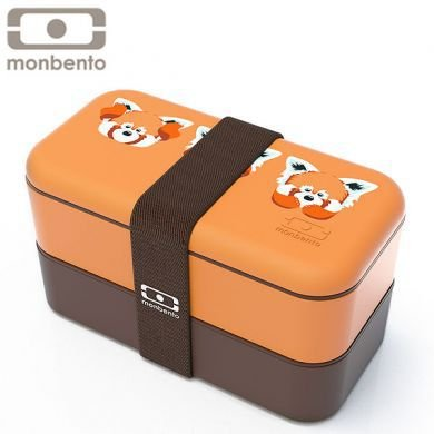 Monbento Mb Original Panda Roo - The Bento Box
