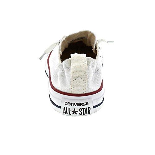 Converse Womens Chuck Taylor Shoreline White Sneaker - 7