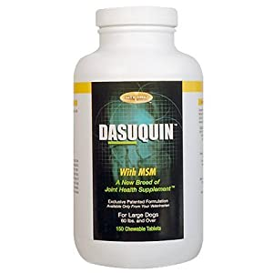 Nutramax Dasuquin With Msm For Large Dogs - 150 Tablets from NutriMax