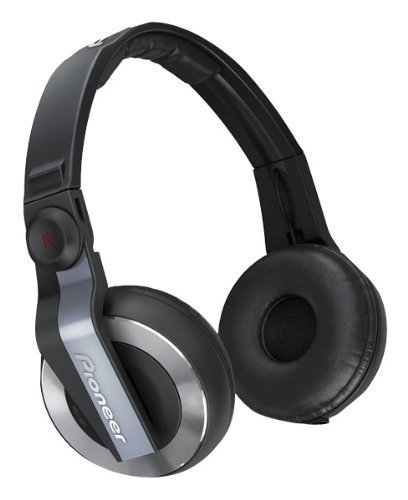 Pioneer Closed Dynamic Dj Stereo Headphones | Hdj-500-K Black (Japanese Import)