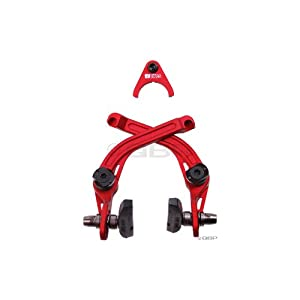 Flybikes Chainstay Mount U-Brake Dark Red