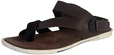 Wallcruz Men's Synthetic Thong Sandals