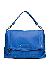 Kelly Moore Songbird Camera/Tablet Bag (Cobalt) Includes Removable Padded Basket
