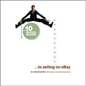 10 Quick Steps to Selling on eBay Audiobook