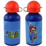 Super Mario Aluminium Drink Bottle