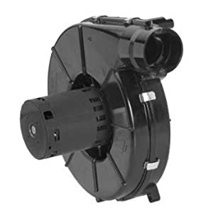 "Fasco A170 3.3"" Frame Shaded Pole OEM Replacement Specific Purpose Blower with Ball Bearing, 1/25HP, 3400rpm, 115V, 60Hz, 2.3 amps"