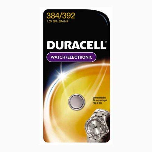DURACELL D384 392B Watch Calculator BatteryB00006JPH9