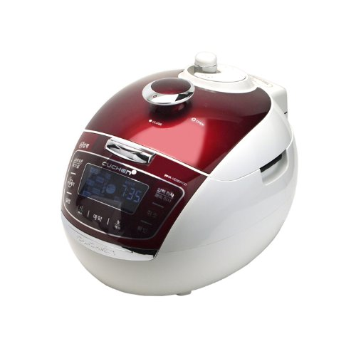 Korean Rice Cooker: Cuchen Premium IH Pressure Rice Cooker