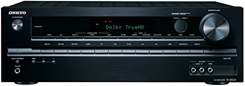 Best Review Of Onkyo TX-SR333 5.1-Channel Home Theater Receiver with Bluetooth