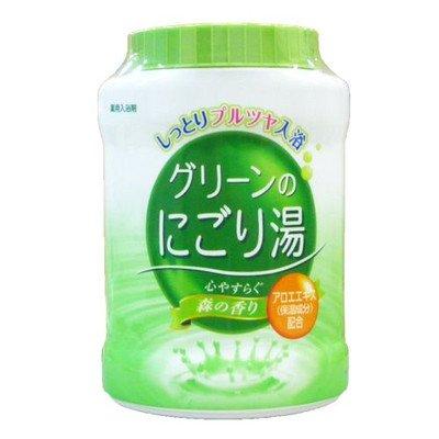 グリーンのにごり湯森林の香り 750g
