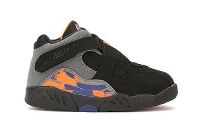 Buy Jordan 8 Retro Toddler's Basketball Shoes by Jordan