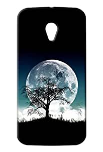 Ally Printed 3D Back cover for Moto G2, 2nd Generation