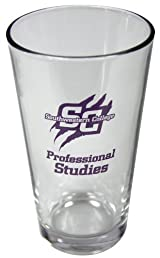 SC Cat Scratch Professional Studies Drinking Glass