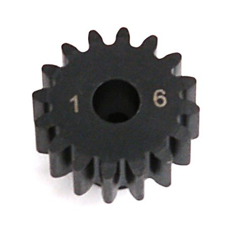 Team Losi 1.0 Module Pitch Pinion, 16T: 8E