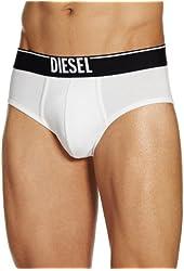 Diesel Men's Andre Essentials Logo Brief