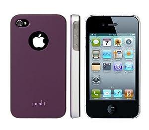 Moshi 99MO036001 iGlaze - Carcasa para iPhone 4 (no provoca interferencia con el flash)  Electrónica Más información y revisión del cliente