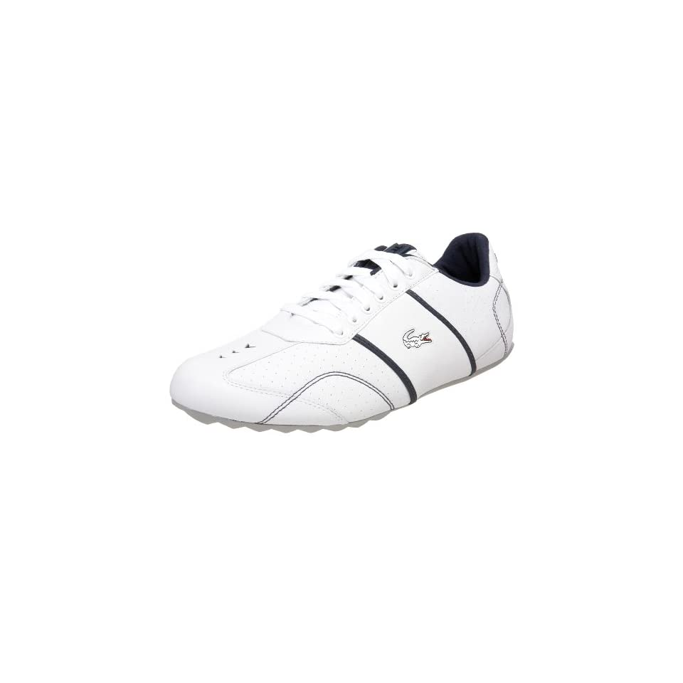 72792269efed Lacoste Mens Swerve Lace Sneaker on PopScreen