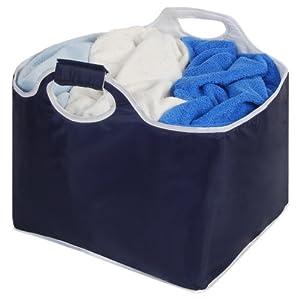 Pro-Mart DAZZ Soft Padded Garment Tote, Blue