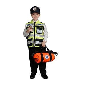 Child EMT Costume - Small 4-6