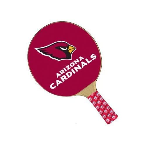 Cardinals NFL Table Tennis/Ping Pong Paddles