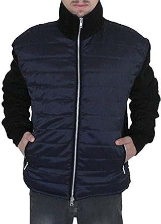 Leather Icon James Bond Spectre Bomber Jacket Daniel Craig Quilted Austria Jacket (XS)