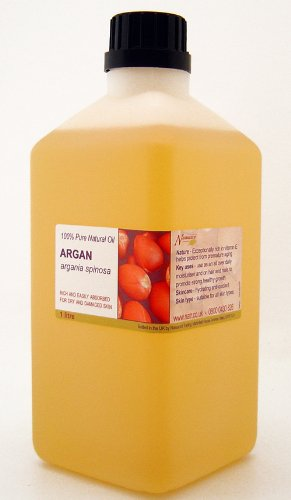 500ml Argan 100% Pure Carrier Oil