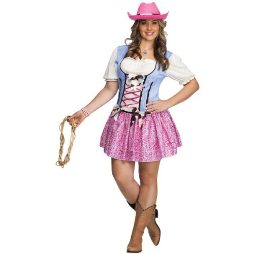 Rodeo Sweetie Costume